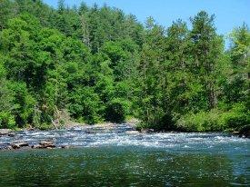 Woodall Shoals, Chattooga River,SC  Trip# 3