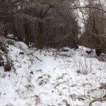 Winter Star Mountain and Deep Gap